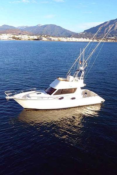Marbella big game fishing charters and trips
